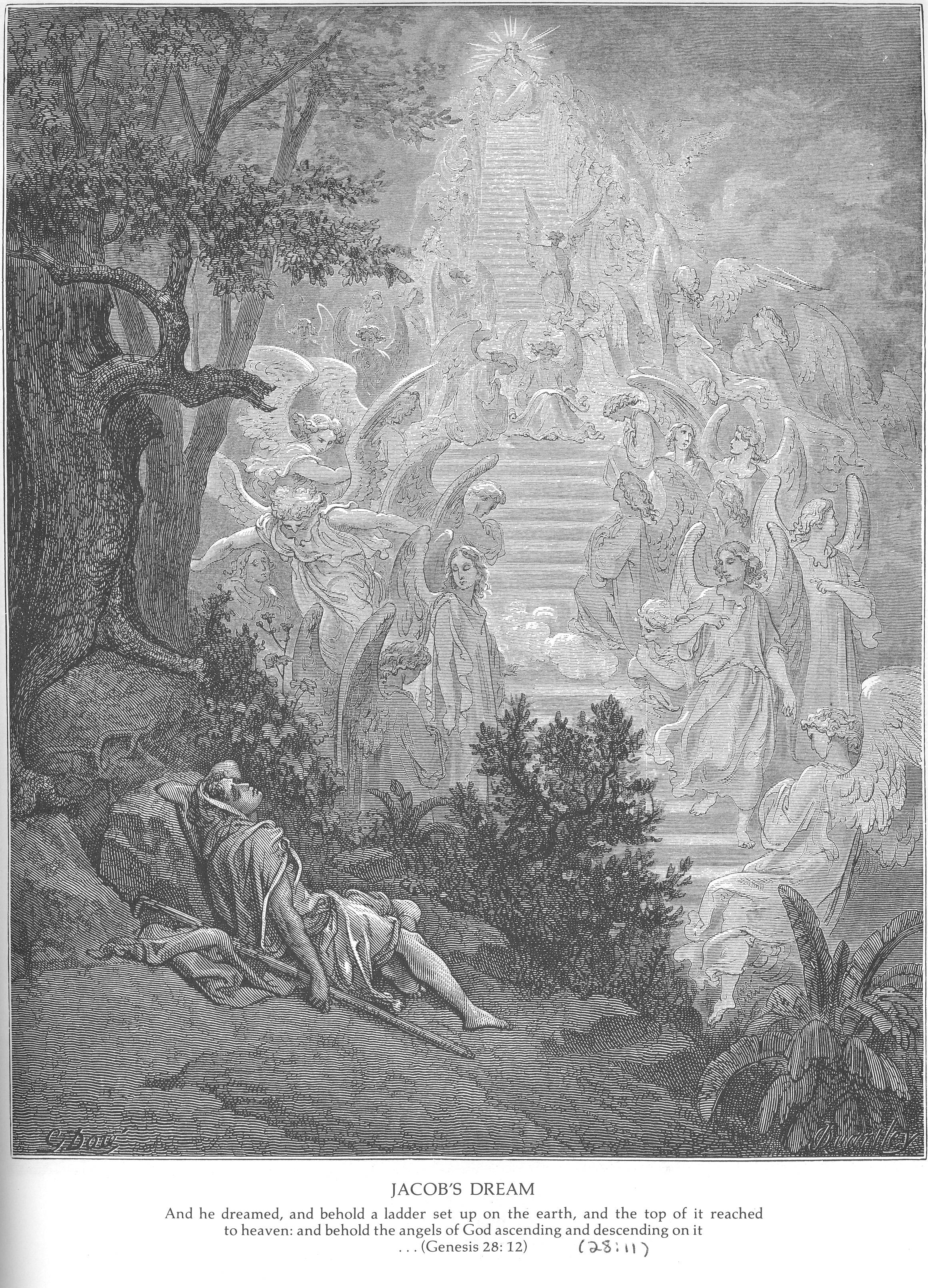 Doré Bible Gallery: Old Testament - Full List