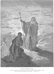 1 Sam 9 - The Prophet Samuel Blesses the Future King Saul