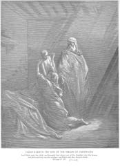 1 Kings 17 - Elijah Raises the Son of the Widow of Zarephath