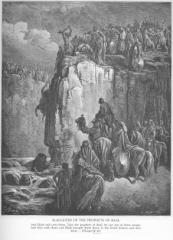 1 Kings 18 - The Prophets of Baal Are Slaughtered