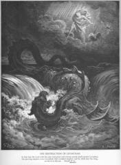 Isa 27 - Isaiah's Vision of the Destruction of Leviathan