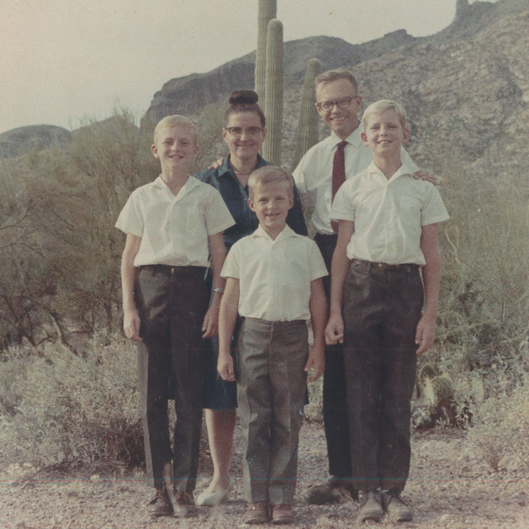 Photo of Just Family 1965