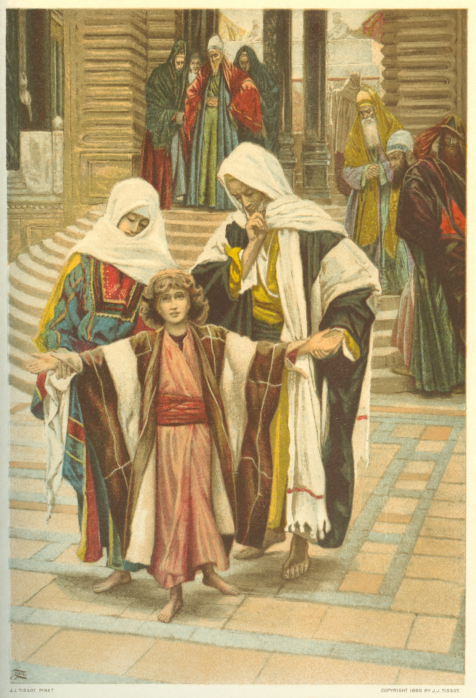 Tissot Gospel Illustrations